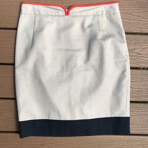 T. Tahari pencil skirt